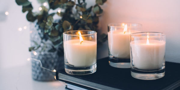 Candles in your Home - Candles by Northumbrian Candleworks