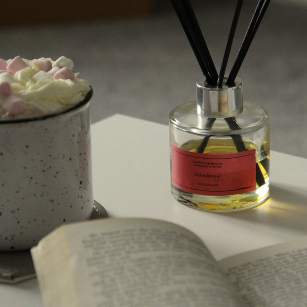 Me Time Book - Reed Diffusers by Northumbrian Candleworks