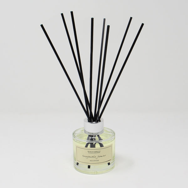 Northumbrian Candleworks - Honeysuckle Jasmine - Reed Diffuser
