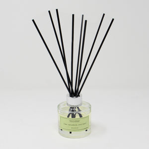 Northumbrian Candleworks - Lime Mandarin & Basil - Reed Diffuser