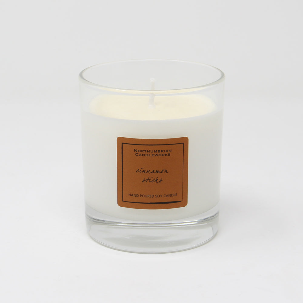 Northumbrian Candleworks - Cinnamon Sticks - Candle in a Glass Jar