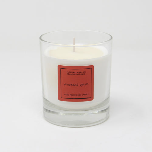 Northumbrian Candleworks - Seasonal Spice - Candle in a Glass Jar