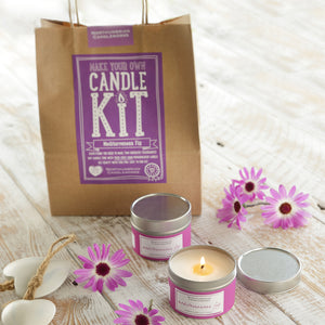 Mediterranean Fig Candle Making Kit