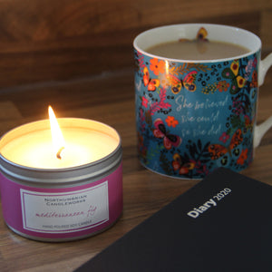 Mediterranean Fig Candle in a Tin