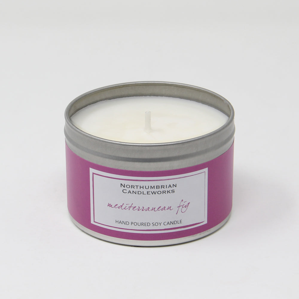 Northumbrian Candleworks - Mediterranean Fig - Candle in a Tin