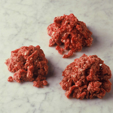 Coarse Ground Beef Mince