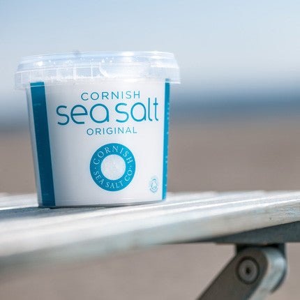 Cornish Sea Salt Original - Tub 225g