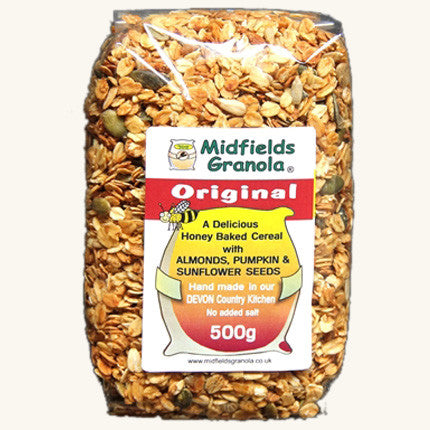 Honey Baked Granola - Original