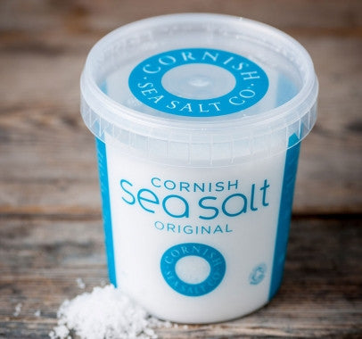Cornish Sea Salt Original - Tub 500g