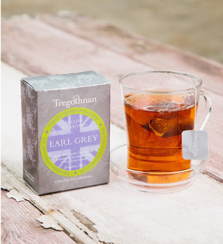 Earl Grey Tea - 10 Sachet Box