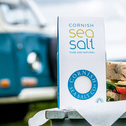 Cornish Sea Salt Original - Pouch