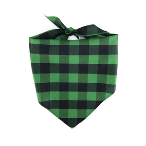 Buffalo Plaid - Pet Bandanna