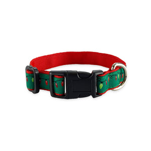 Christmas Lights - Pet Collars