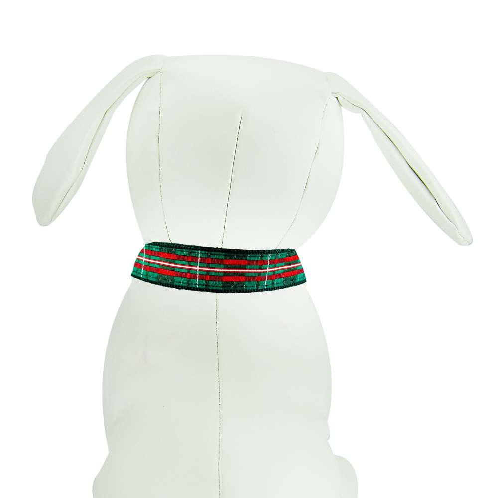 Christmas Plaid - Pet Collars