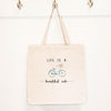 Beautiful Ride - Canvas Tote Bag