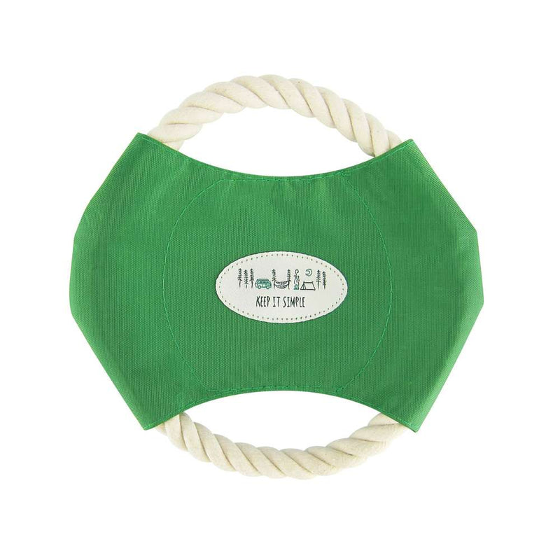 Camp Life - Rope Disc Toy