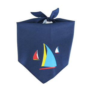 Sailboat - Pet Bandanna