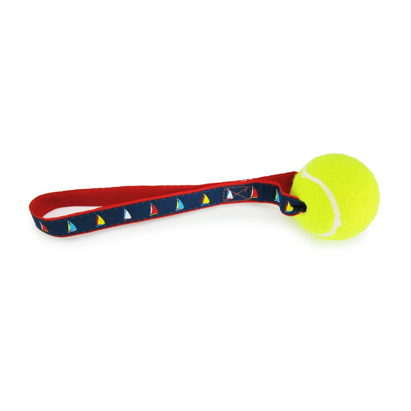 Sailboat - Tennis Ball Toss Toy