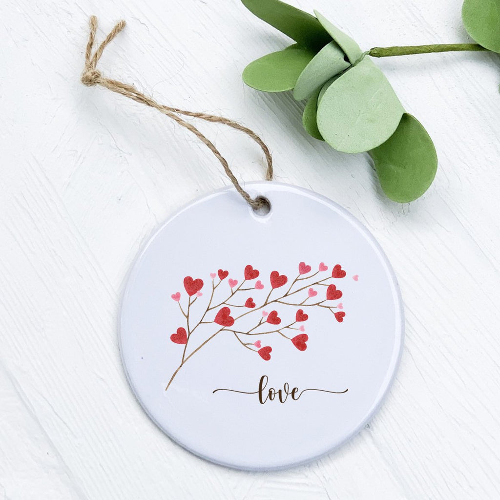 Love Branch - Ornament