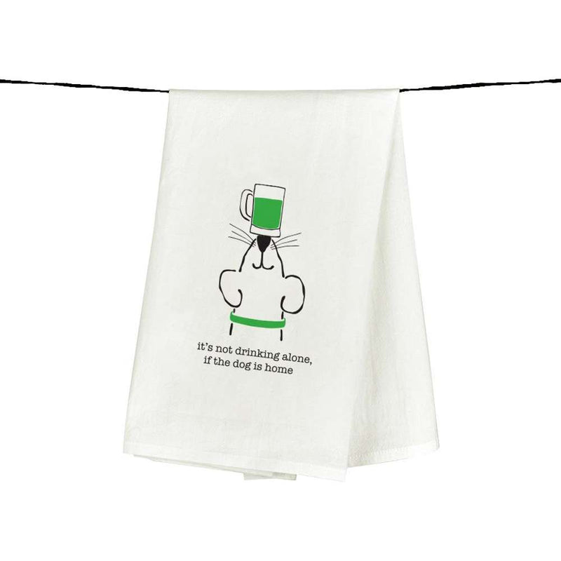 Green Beer - Tea Towel