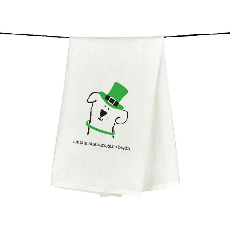 Shenanigans - Tea Towel