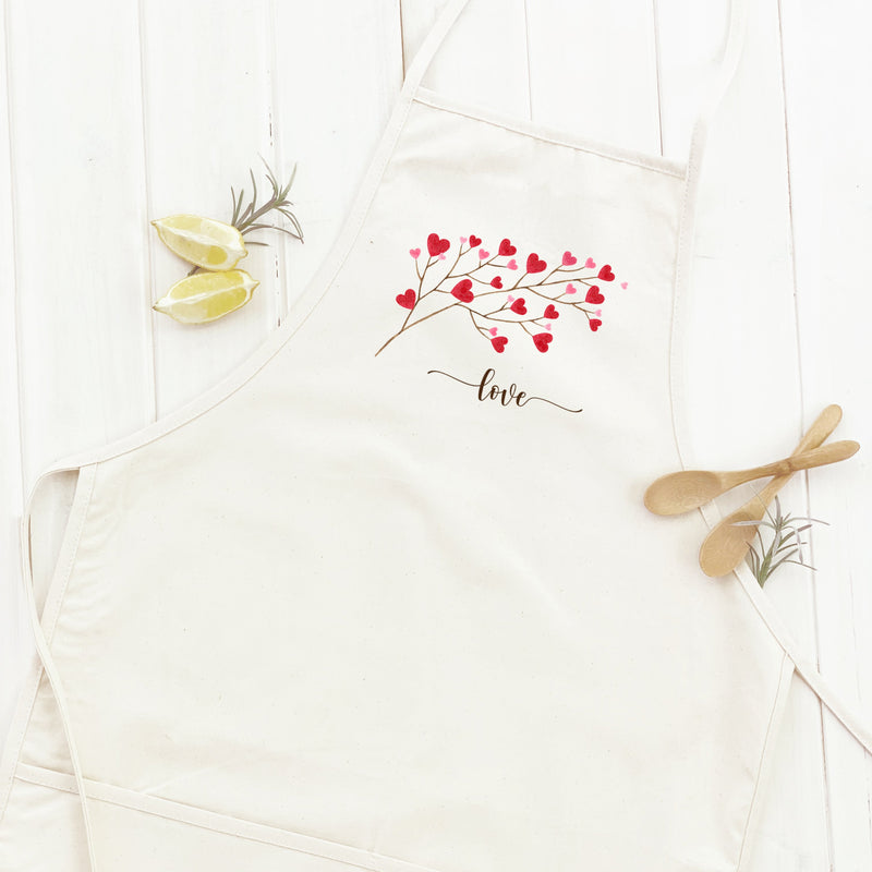 Love Branch - Apron