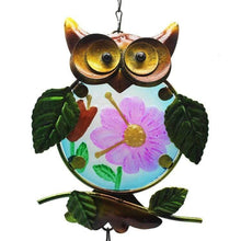 Load image into Gallery viewer, Treasure Knot Wind Chimes Wise Owl Wind Chimes