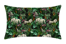 Load image into Gallery viewer, Jungle Finest Silk Pillowcase 25 Momme - Classic Envelope - MayfairSilk