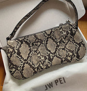 Sac Baguette Eva - Peau de serpent - E-SHOP OFFICIEL JW PEI FR