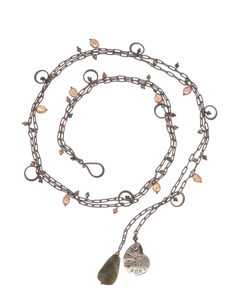 Lariat Necklace - Dana Busch Designs