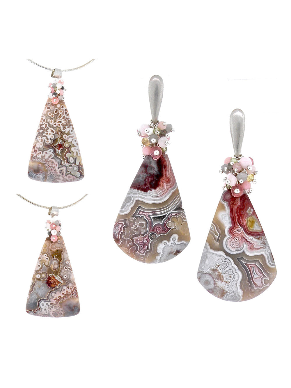 Pendants and Earrings - Dana Busch Designs