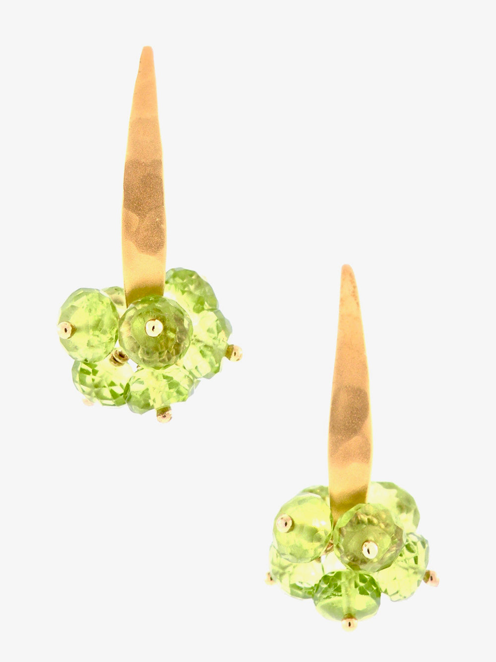 Peridot Earrings - Dana Busch Designs
