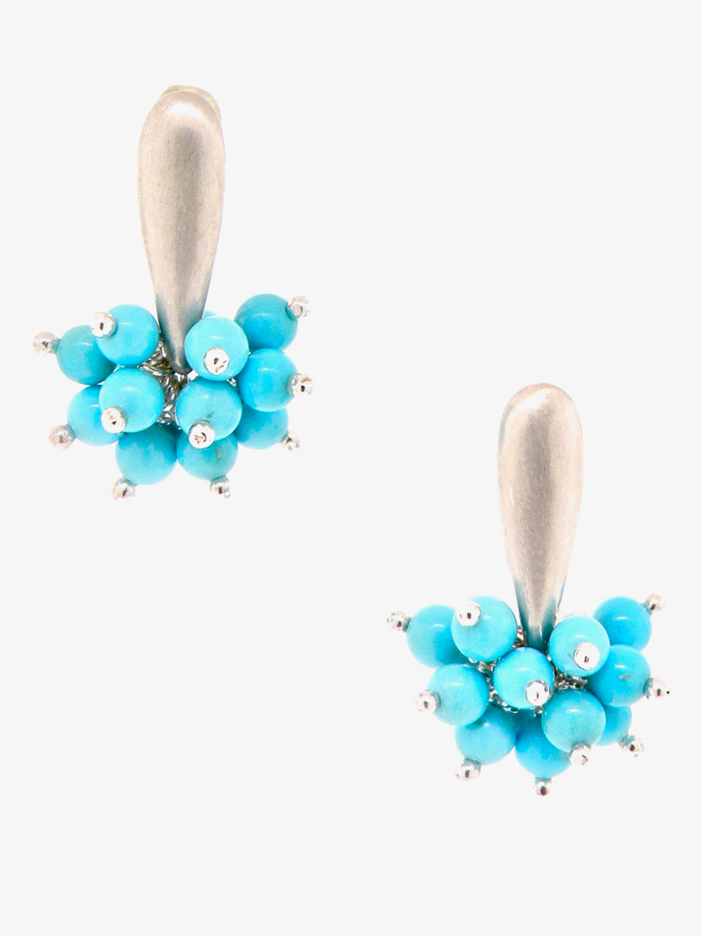 Turquoise Earrings - Dana Busch Designs