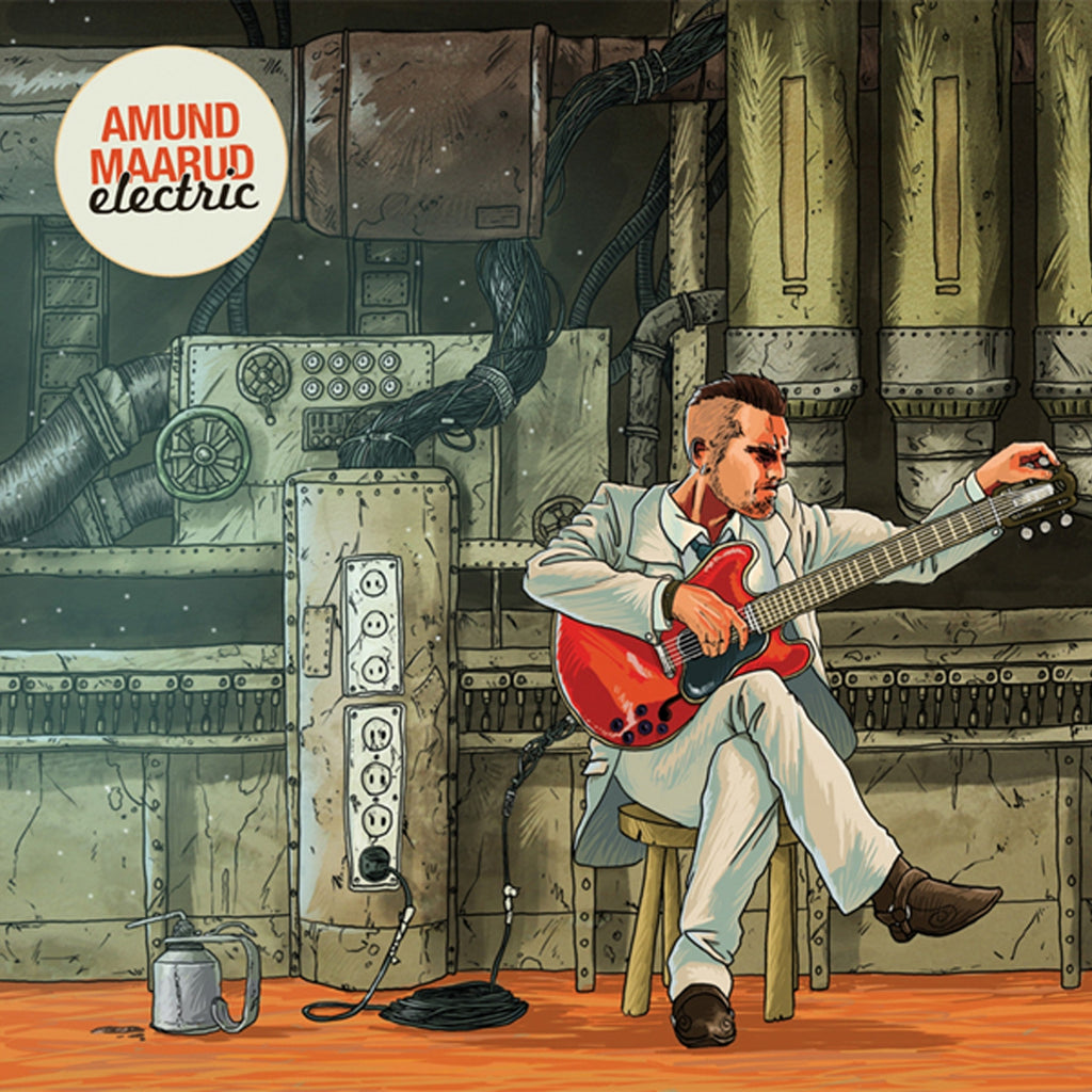Amund Maarud - Electric - CD