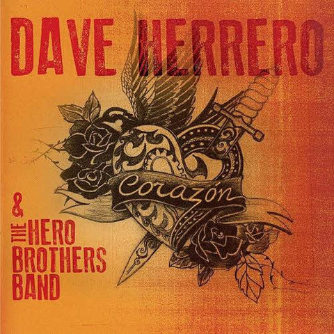Dave Herrero & The Hero Brothers Band - Corazon - CD