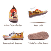 BEAUTYBULL Kids Art Designed Canvas Shoes