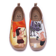 BEAUTYBULL Men Art Designed Canvas Shoes