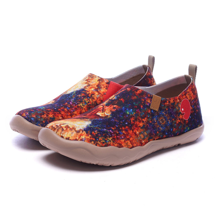 FEEL THE RHYTHM Women Knitted Shoes