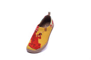 -VIVA LA VIDA- Women Art Painted Slip-on Shoes