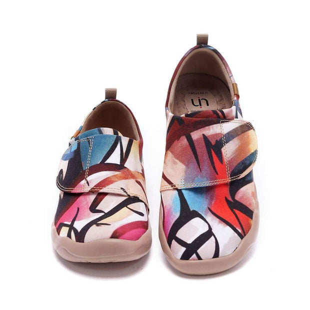 UIN Footwear Kid Artfully Yours Kid (Pre-sale) Canvas loafers