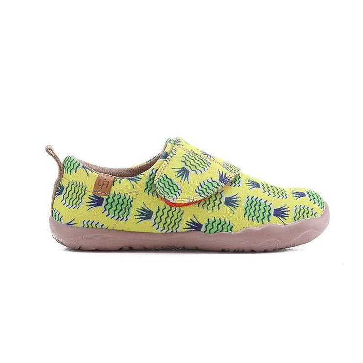 UIN Footwear Kid Hawaiian Fun Canvas loafers