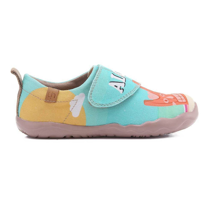 UIN Footwear Kid Icy Moment Canvas loafers