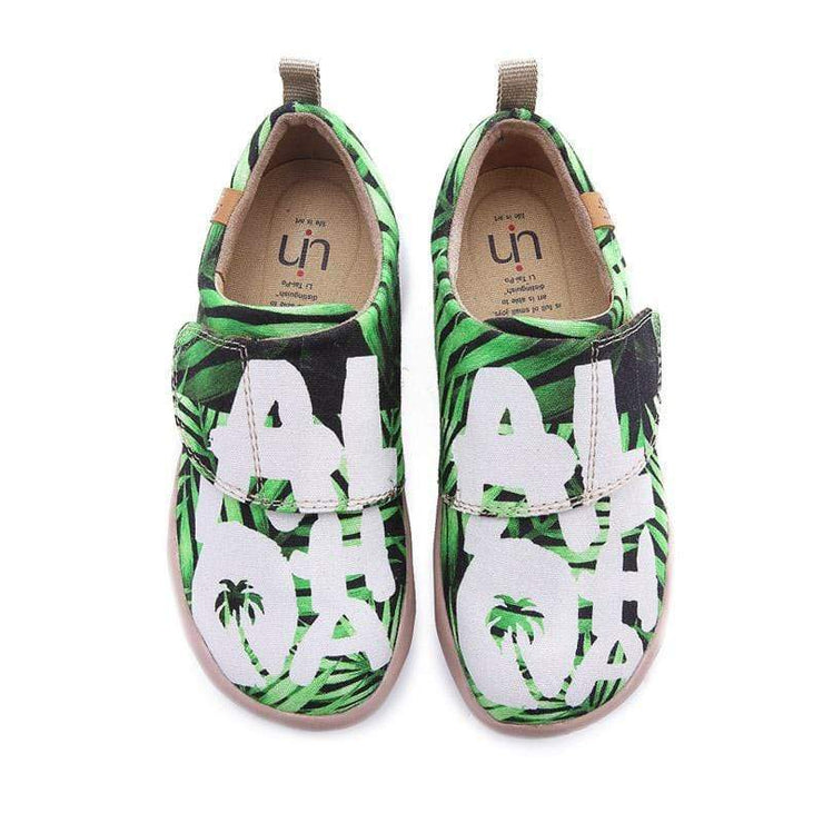UIN Footwear Kid Love Kid Canvas loafers