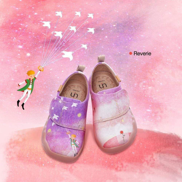 UIN Footwear Kid REVERIE Kid Canvas loafers