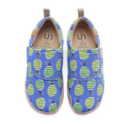 UIN Footwear Kid Sweet Canvas loafers