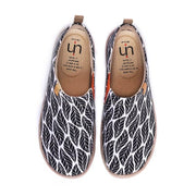 UIN Footwear Men Beyond the Shadow Canvas loafers