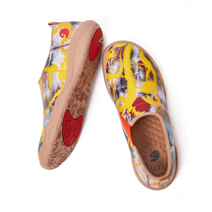 UIN Footwear Men Falling Autumn Canvas loafers