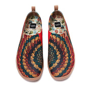 UIN Footwear Men Indian Soul Canvas loafers