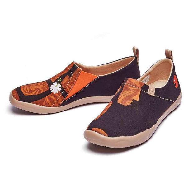 UIN Footwear Men La Mystery Canvas loafers