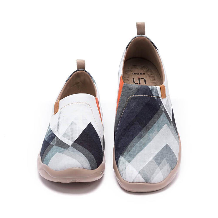 UIN Footwear Men On Point Canvas loafers